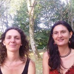 Elise Ferran et Line Celestrano